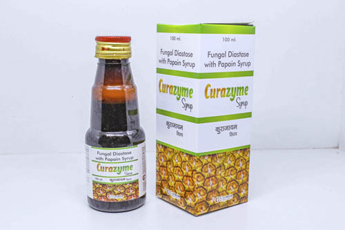 Curazyme Syrup 100ml